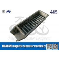 Quality Stainless Steel Magnetic Separation Equipment With Groove Iron Remover wholesale