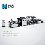 Quality High Class D Cut Bag Making Machine / High Output Box Bag Making Machine wholesale