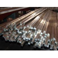 Hot Rolled Carbon 303 Stainless Square Steel Rod , Metal Square Bar