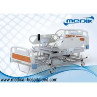 Buy cheap Three Function Electric Hospital Bed For Elderly With Chair Position from wholesalers