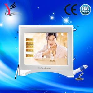 skin analyzer,professional skin analyzer,skin analyzer beauty machine with CE