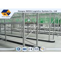 OEM Heavy Duty Steel Pallet Warehouse Racking Anti Corrosion For Synthesis Chemical Plant