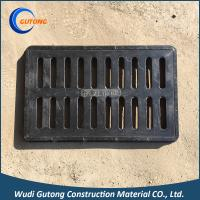 450*750 FRP BMC Composite Square Gully Rainwater Grating with Frame EN124
