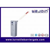 Buy cheap Automatic Electronic Barrier Gate Arm With Die Casting Aluminum Alloy Motor from wholesalers