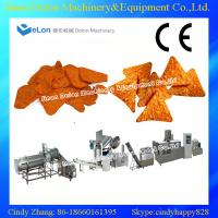 Quality Stainless steel automatic Doritos Production Line making machine wholesale