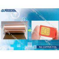 Quality Electro - Deposited PCB Copper Foil Sheet For FPC And FCCL Fine Circuit Application wholesale