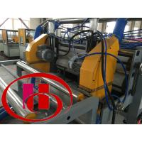Quality New Condition Wood Plastic Production Line Durable 37kw Motor Power wholesale