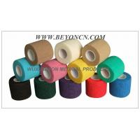 Best Cohesive Bandage, High tensile Colored Elastic Non - Woven Hand Tearable wholesale