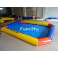 Best CE Approved Mini Inflatable Water Swimming Pool Above Ground Salt Water Pool wholesale