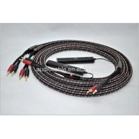 Quality Audioquest Rockefeller Speaker Cable with 72V DBS Pair New wholesale