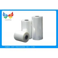 Quality Waterproof PVC Printable Shrink Film, Label Wrap Film For Pharmaceutical Industries wholesale