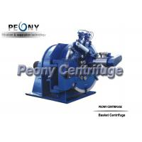 Buy cheap Screw Conveyor Peeler Centrifuge Starch Separator for Cassava Starch Dewatering Thailand from wholesalers