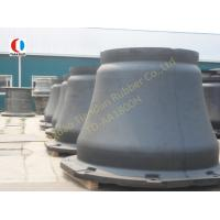 Quality Black Cone / Cell Marine Rubber Fender High Performance With Natural Rubber wholesale