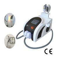 Buy cheap Powerful 2 In 1 Ipl Rf Machine / Ipl Laser Permanent Hair Removal Machine from wholesalers