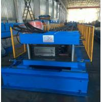 Best Sheet Length 2000 - 6000mm Press Punching PLC Cable Tray Machine Gear Box Driven wholesale