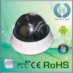 Best wireless indoor security  dome ip camera wholesale