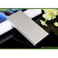 Quality External Battery Fast Charging Power Bank 6000mAh Environment - Friendly wholesale