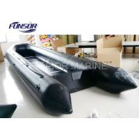 Best Large 8m Emergency Inflatable Boat , Heavy Duty Inflatable Sea Kayak wholesale