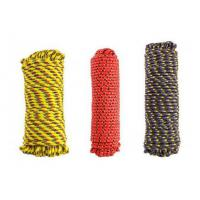 6mm-12mm Braided Polypropylene General Purpose diamond solid braid Rope Color may vary