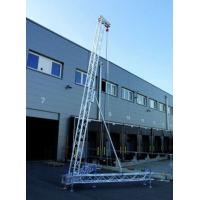 Quality Safety Square Audio Speaker Stage Aluminum Truss For Line Array Hanging wholesale