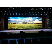 Quality Full Color P3.91 Indoor Rental LED Module Display With Die Casting Al Cabinet wholesale