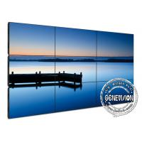 Best Multiple Narrow Bezel Digital Signage Video Wall , 55 inch wall mounted signage wholesale