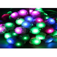 Best Full Color 5050 IP67 Waterproof DC12V 20mm LED Pixel light with DMX IC wholesale