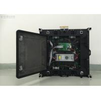 Quality High Definition P4 LED Module Display Waterproof Cabinet With 1200 W/Sq.M Consumption wholesale