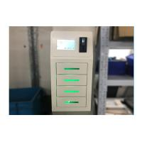 Best CE FCC Bar Restaurant Free Pay Mobile Phone Charging Machine with 4 Lockers wholesale