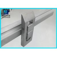 Quality Double Tracks Scalable conveyor Aluminum Tubing Joints Prevent Flow Back Lock Opposite Movement wholesale