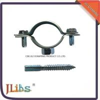 Quality Iron Sheet Materials Cast Iron Pipe Clamps 18mm-200mm Size OEM Accepted wholesale