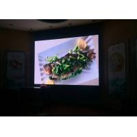 Best Staging Backdrop Pixel Pitch 3mm P4 Indoor Led Video Wall for Restaurant wholesale