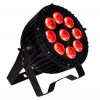 High Quality DMX 9x12W RGBW 4-in-1 IP65 Rated Outdoor LED Par Can