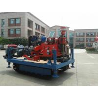 Buy cheap Hydraulic Core Drilling Equipment spindle rotatory drilling rig from wholesalers