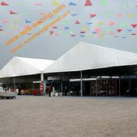 Customized Sizes Aluminum PVC  Fire Retardant  Dispaly Tent  for  Event Party Trade Show