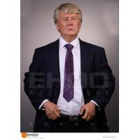 Quality Life Size Silicone Museum Wax Figures ,  Lincoln Wax Figure wholesale
