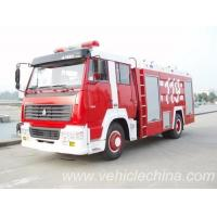 Quality Fire fighting truck ZZ1192L4610 wholesale