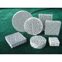 Quality Ceramic foam filter wholesale