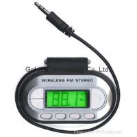Best 200 Channels Stereo FM Transmitter (ES-2006B) GF-ES2006B wholesale