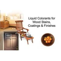 Best LIQUID Colorants for Wood Stains, Coatings & Finishes wholesale