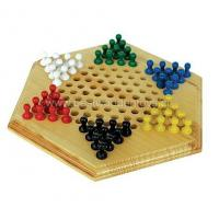 Best Wooden Games Wooden Checkers wholesale