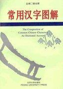 Quality The Composition of Common Chinese Characters - An Illustrated Account wholesale