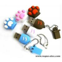 Quality Mini Cartoon Rabbit feet USB wholesale