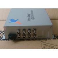 8channel fiber optic video transceivers