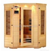 Quality Shower Panel Infrared Sauna Room: ISR-041-3 wholesale