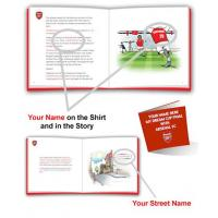 Best Personalised Arsenal Story Book wholesale