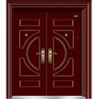 Best Steel security door DC-282 wholesale
