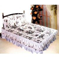 Quality Bed sheets Printed Bedspread Set wholesale