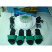 Quality Ion Cleanse Detox Foot Spa with Dual Massage Shoe wholesale