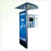 Best Advertisement Telephone Booth Model No:QS-1 wholesale
